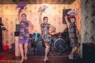 Old Shanghai Fan dance